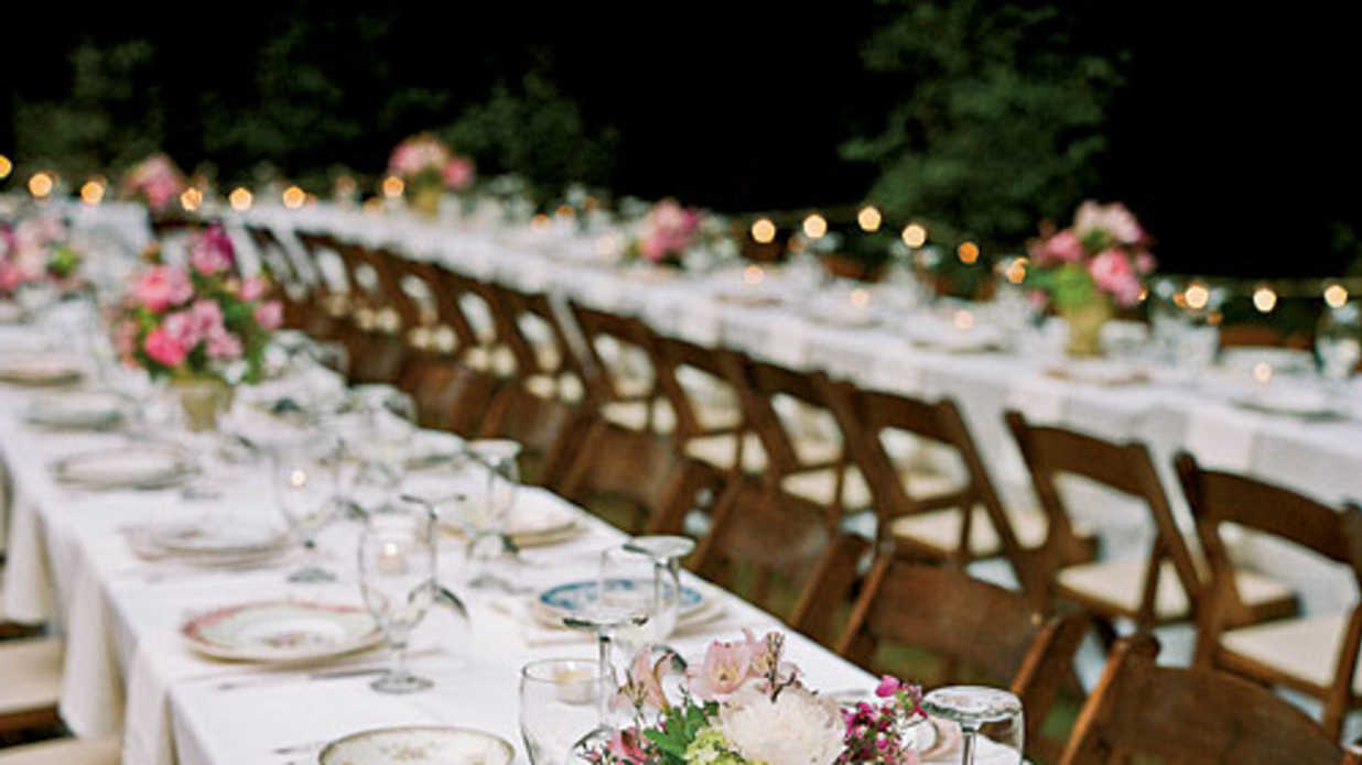 Cool Wedding Table Decorations Ideas