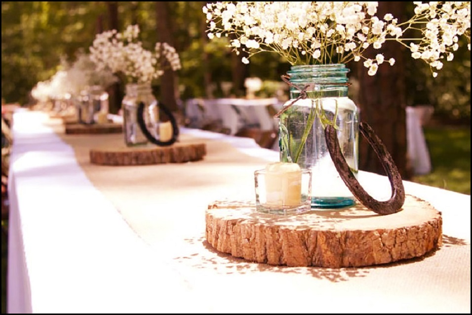 Country Wedding Decoration Ideas