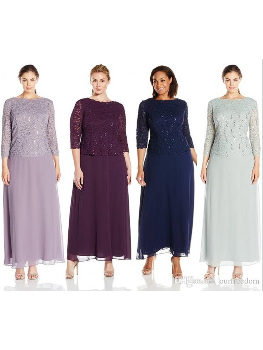 Affordable Plus Size Mother Of The Bride Dresses 2018