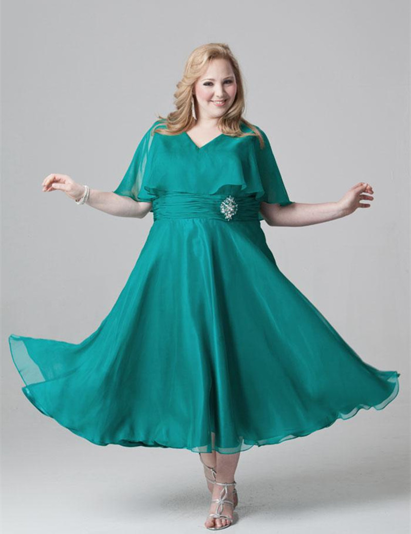 New Design Plus Size Mother Of The Bride Dresses