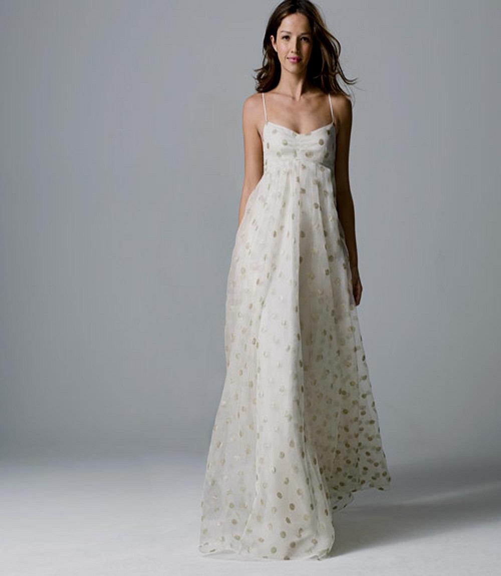Beautiful Casual Beach Wedding Dresses
