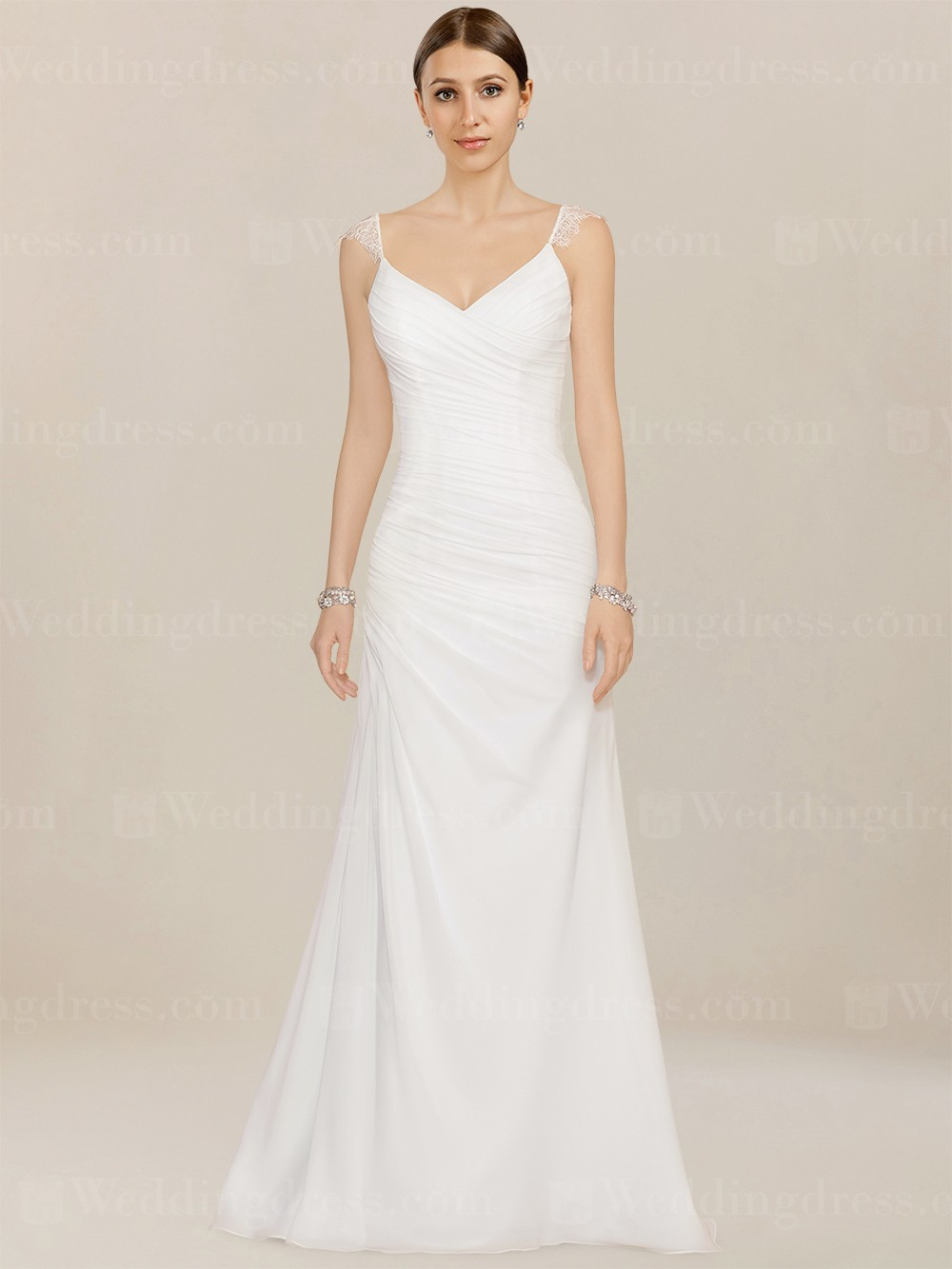 Casual Beach Wedding Dresses Cheap