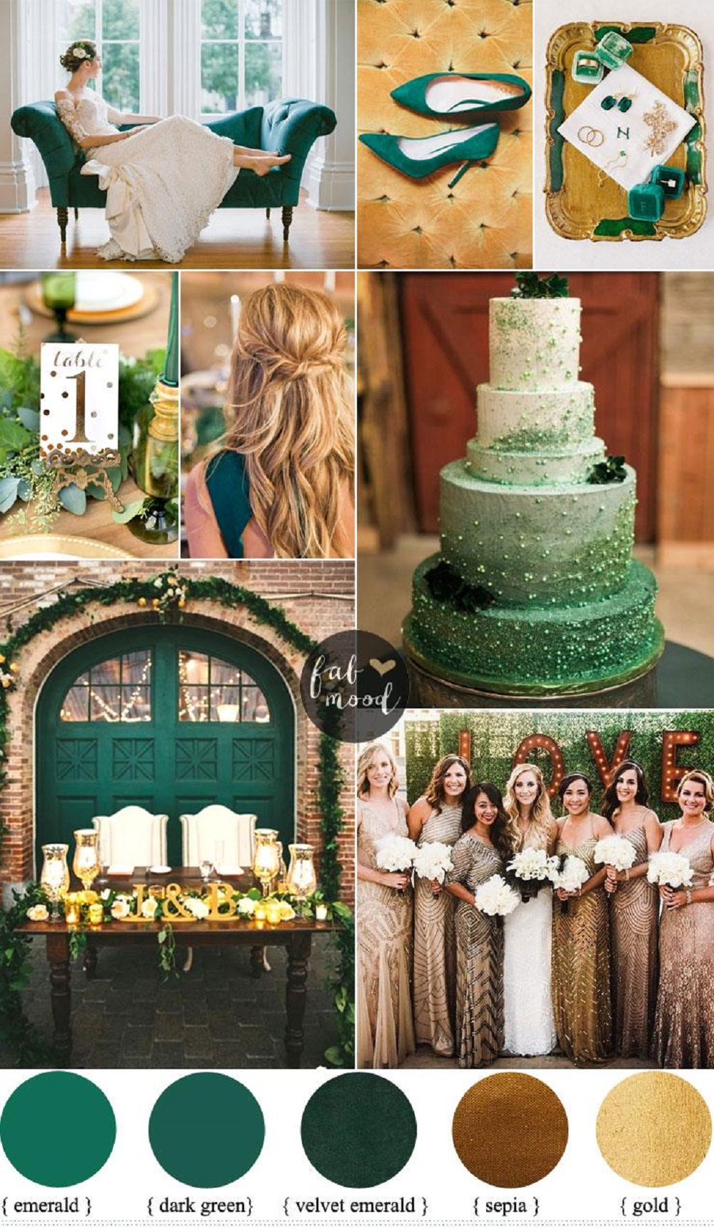 wedding theme 2018