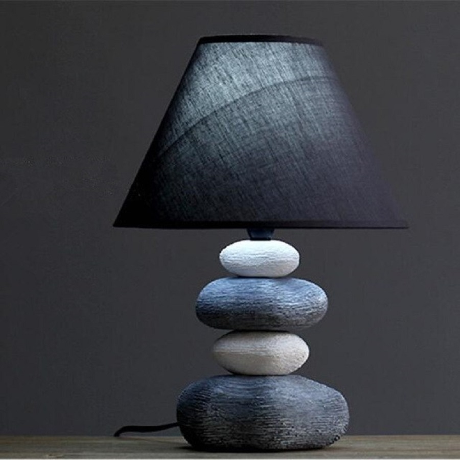 a unique table lamp as wedding gift for best friend
