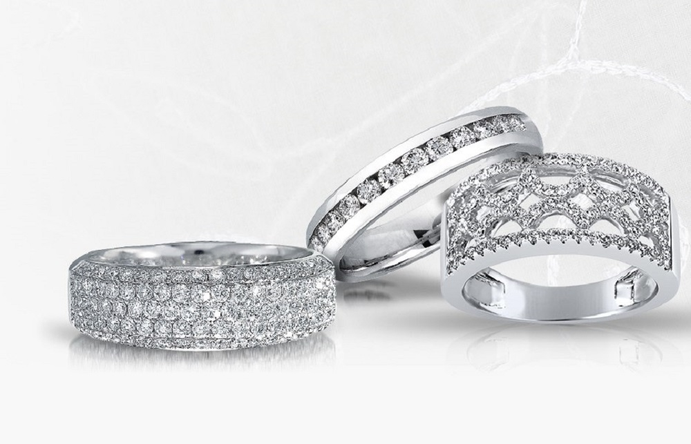 it's silver rings for 25th traditional wedding gifts