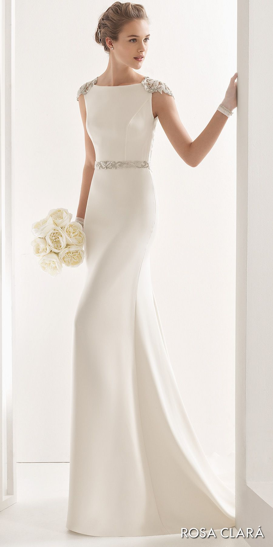 Awesome Simple Wedding Dresses