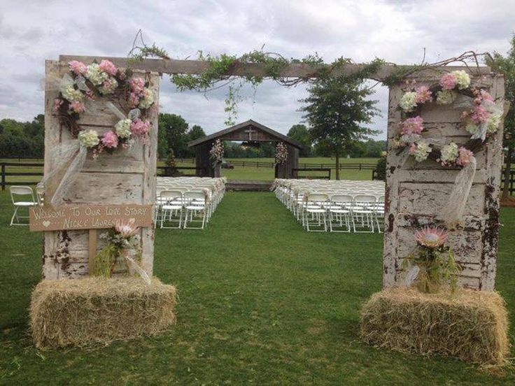Country Wedding Decoration Ideas for 2017