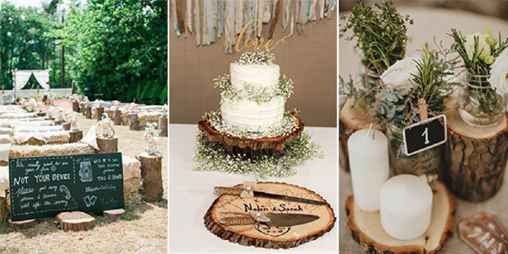 Cute Country Wedding Decoration Ideas
