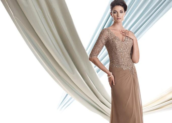 Dillards Mother of Bride Dresses Brown