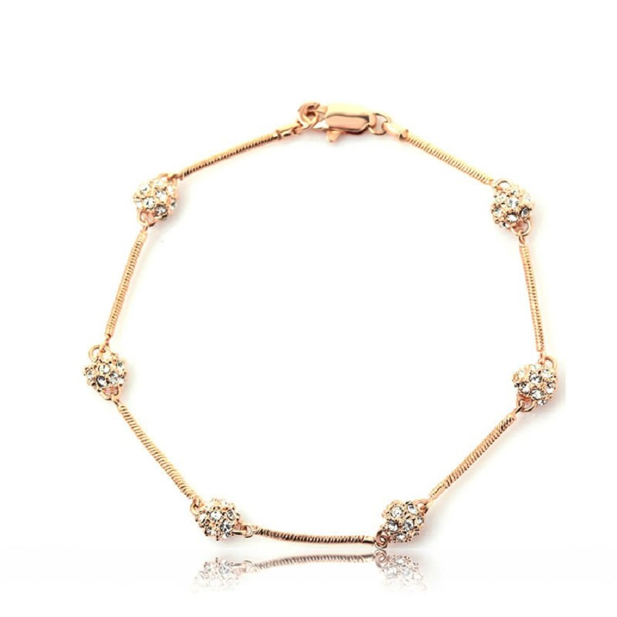 Dubai Gold bracelets for Girl