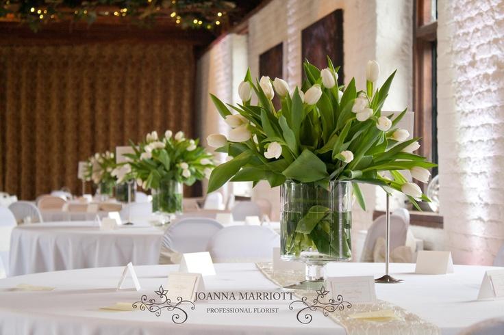 Elegant Wedding Table Decorations