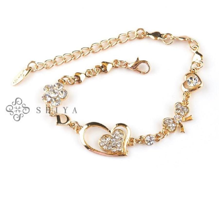 Gold bracelets Cool
