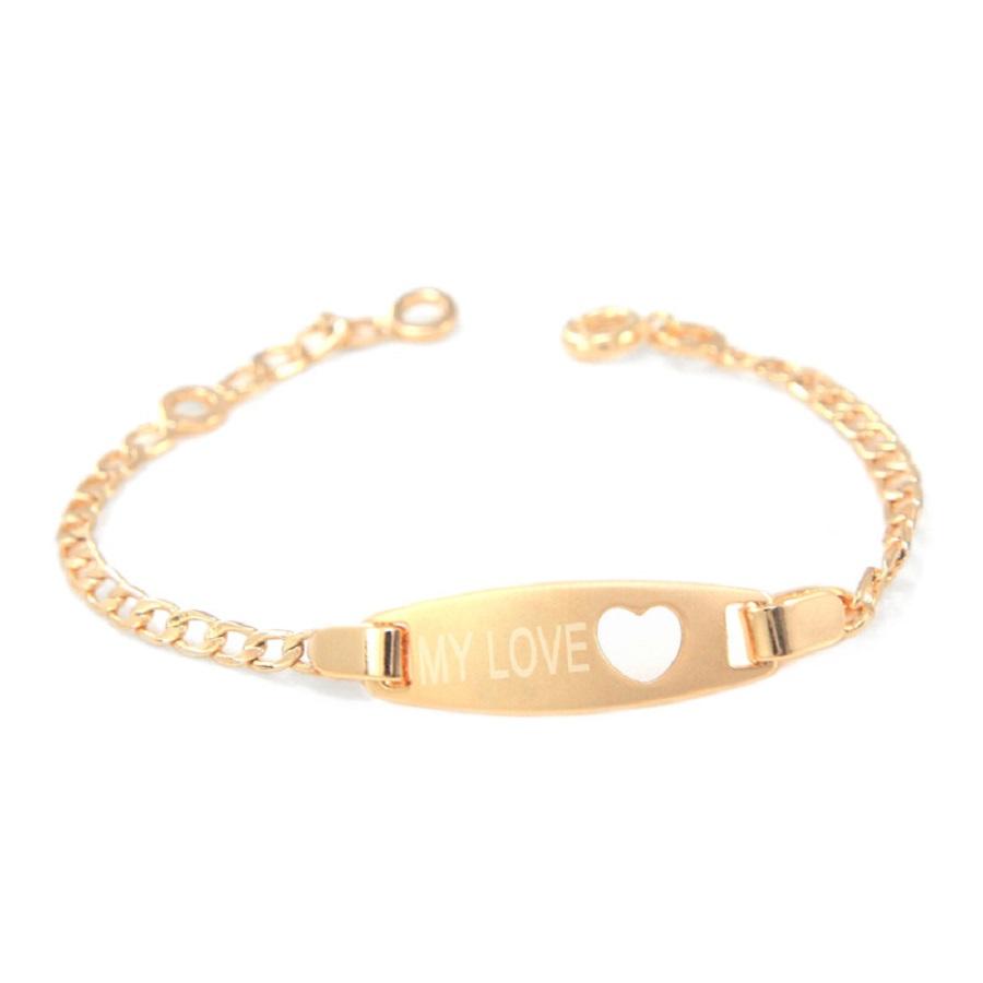 Love Gold bracelets