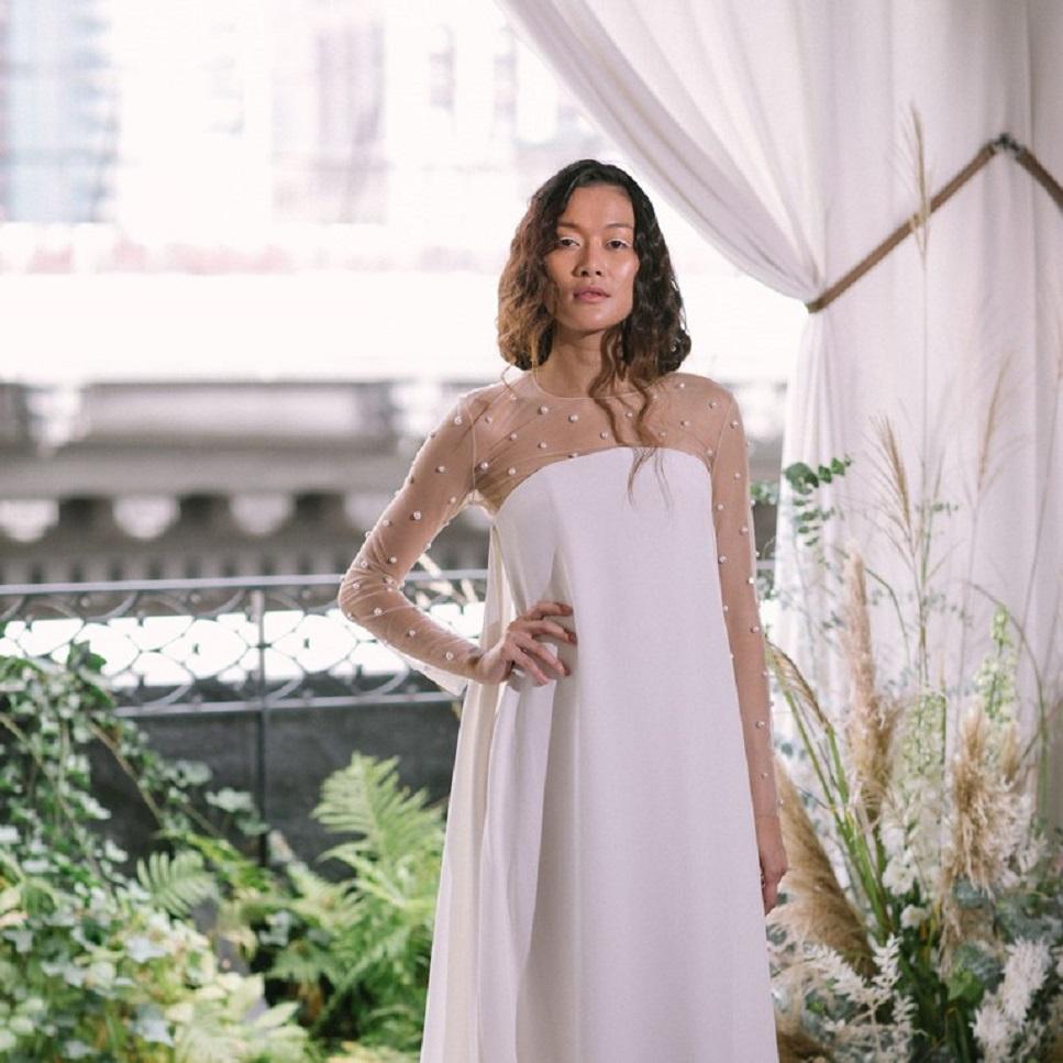 Simple Wedding Dresses 1