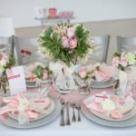 Wedding Table Decorations in Minimalist Ideas