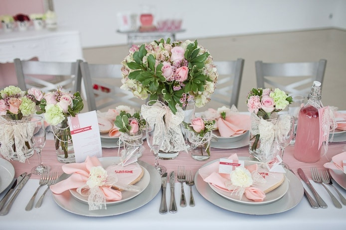 Wedding Table Decorations in Minimalist Ideas » Balochhal