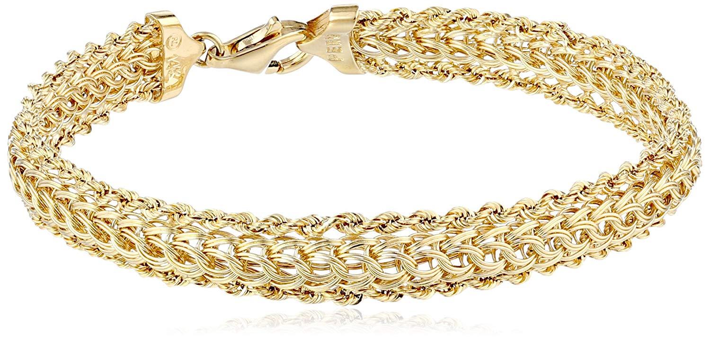 Gold Bracelets for Women 1