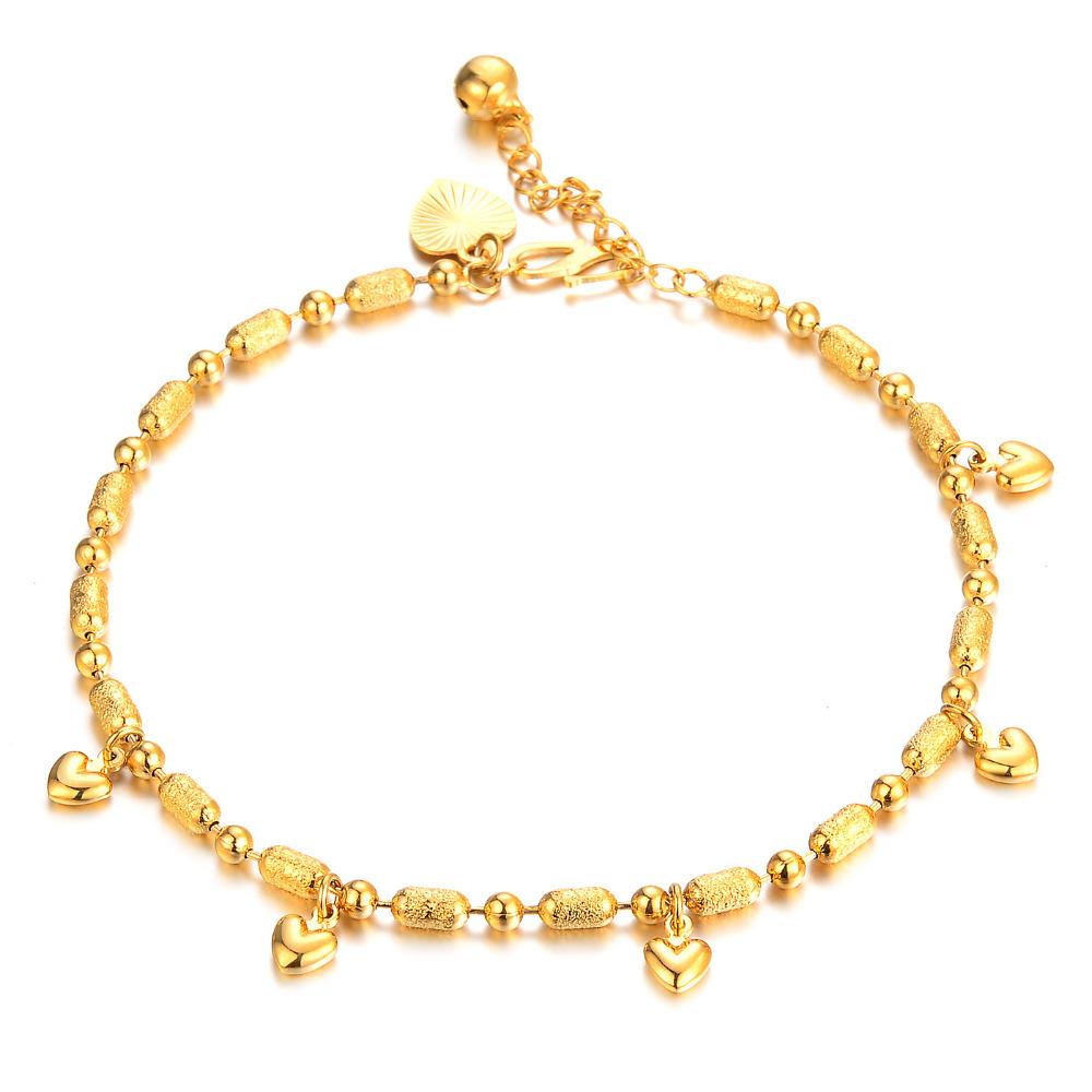 Gold bracelets for women designs