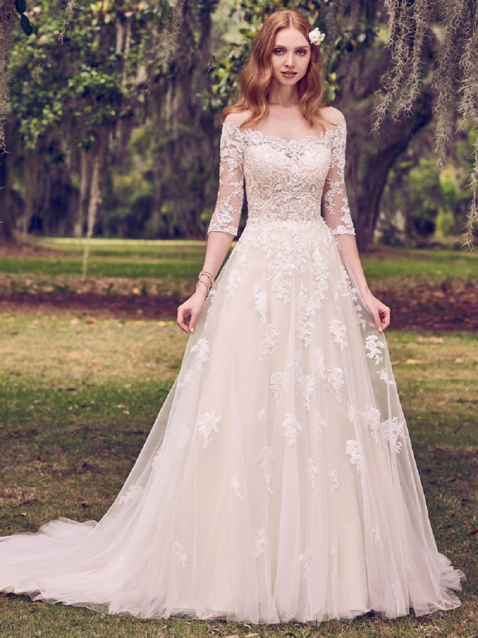 Cool & Perfect Wedding Dress