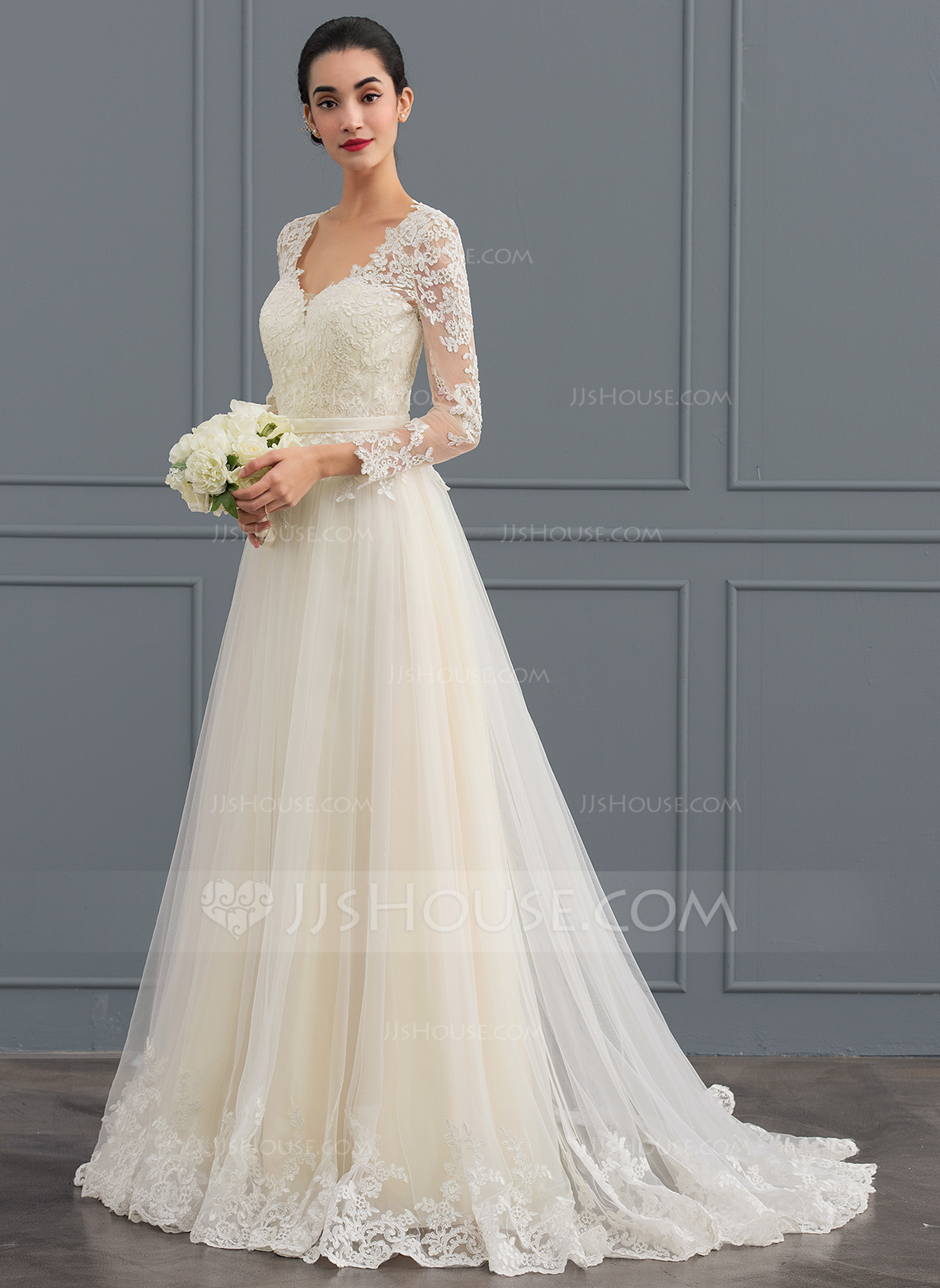 Romantic Perfect Wedding Dress