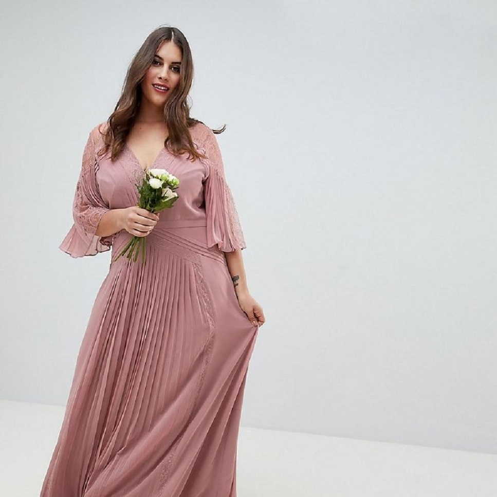 Cute Plus Size Mother Of The Bride Dresses 2018
