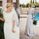 Casual Beach Wedding Dresses for The Captivating Bride