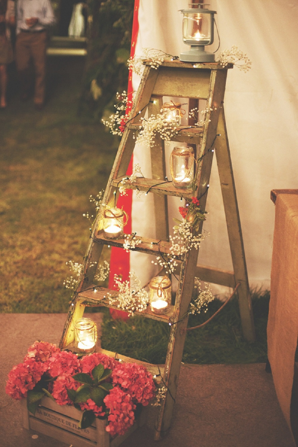 candles for wedding decoration