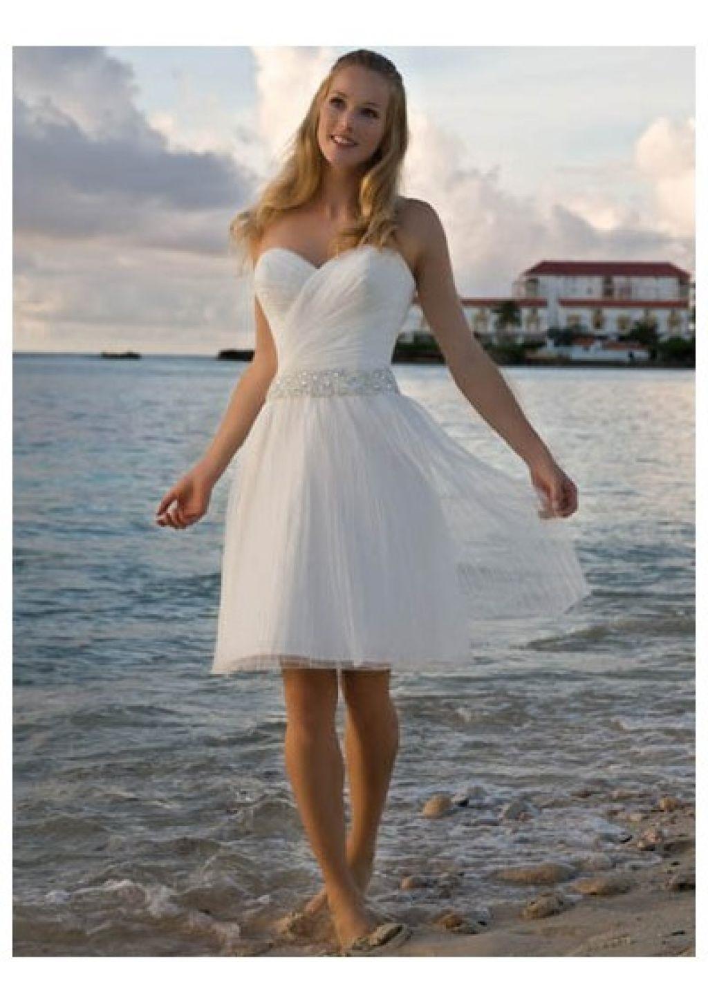 casual beach wedding dresses wedding dress ideas 1