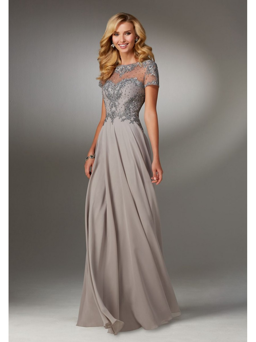 flowy skirt mother of the bride dresses