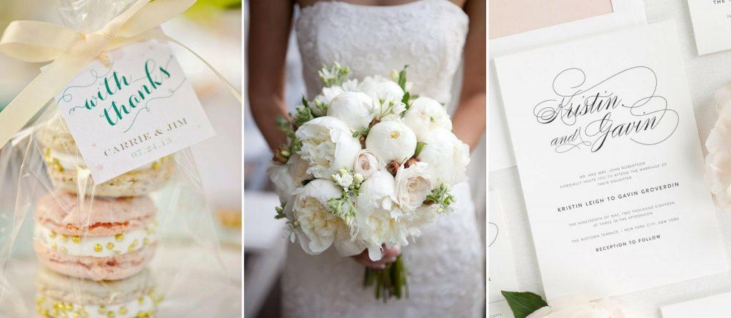 classic romantic wedding theme ideas