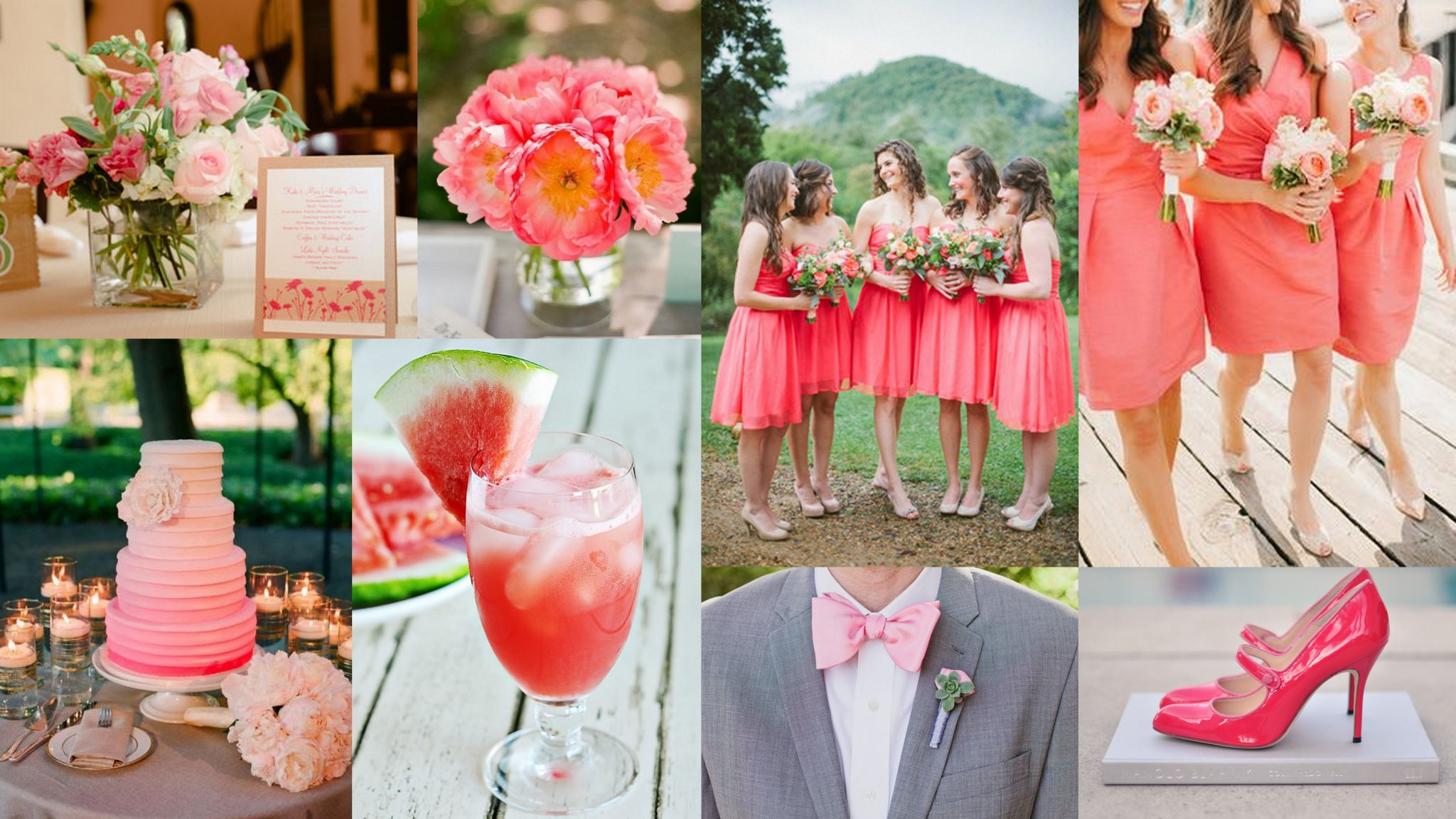 elegant color wedding theme 2019