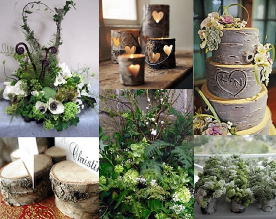 Spring wedding theme 2019
