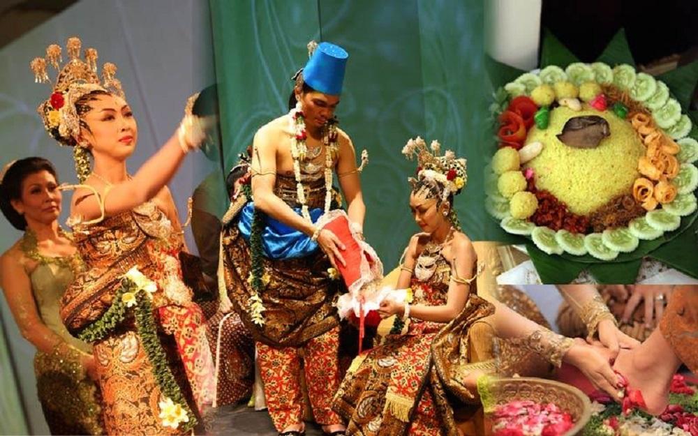traditional wedding decoration