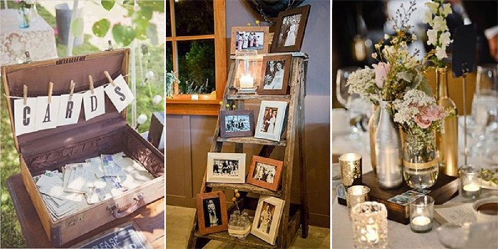 vintage wedding theme ideas 2019