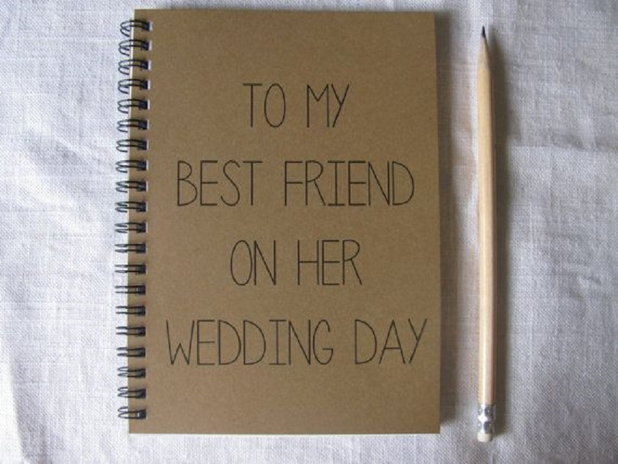 wedding gift for best friend