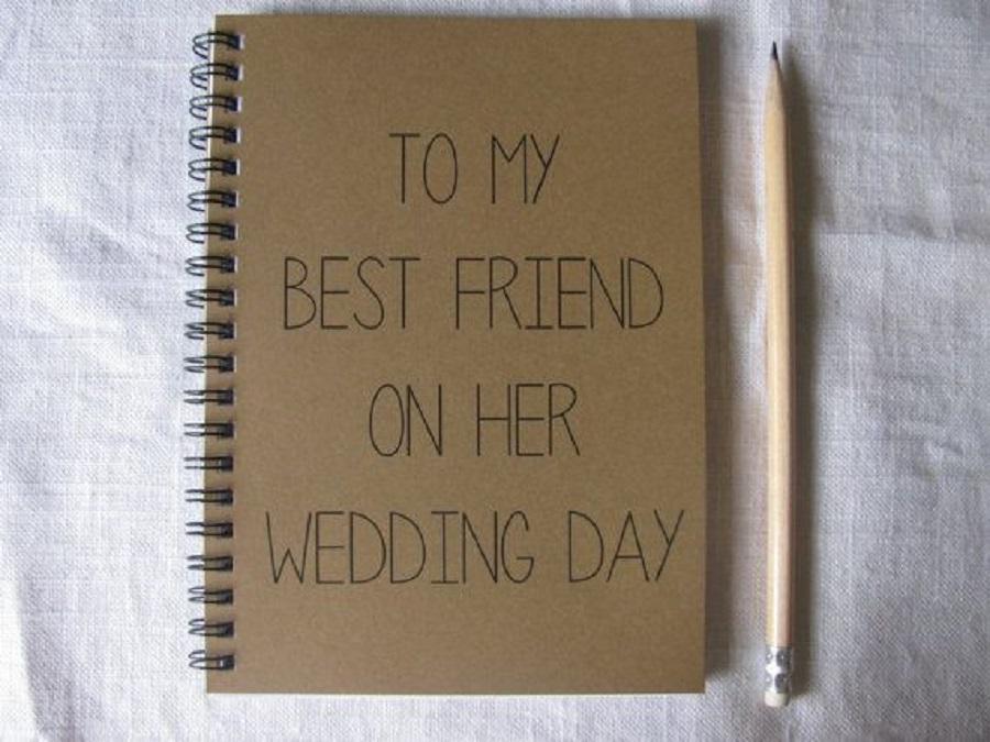 wedding gift for best friend