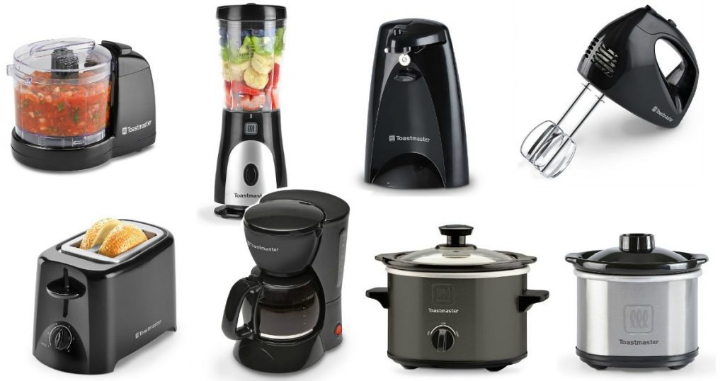 it's cooking appliances for 4 year wedding anniversary gift