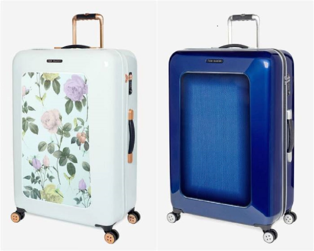 couple suitcase as wedding gift for bestfriend
