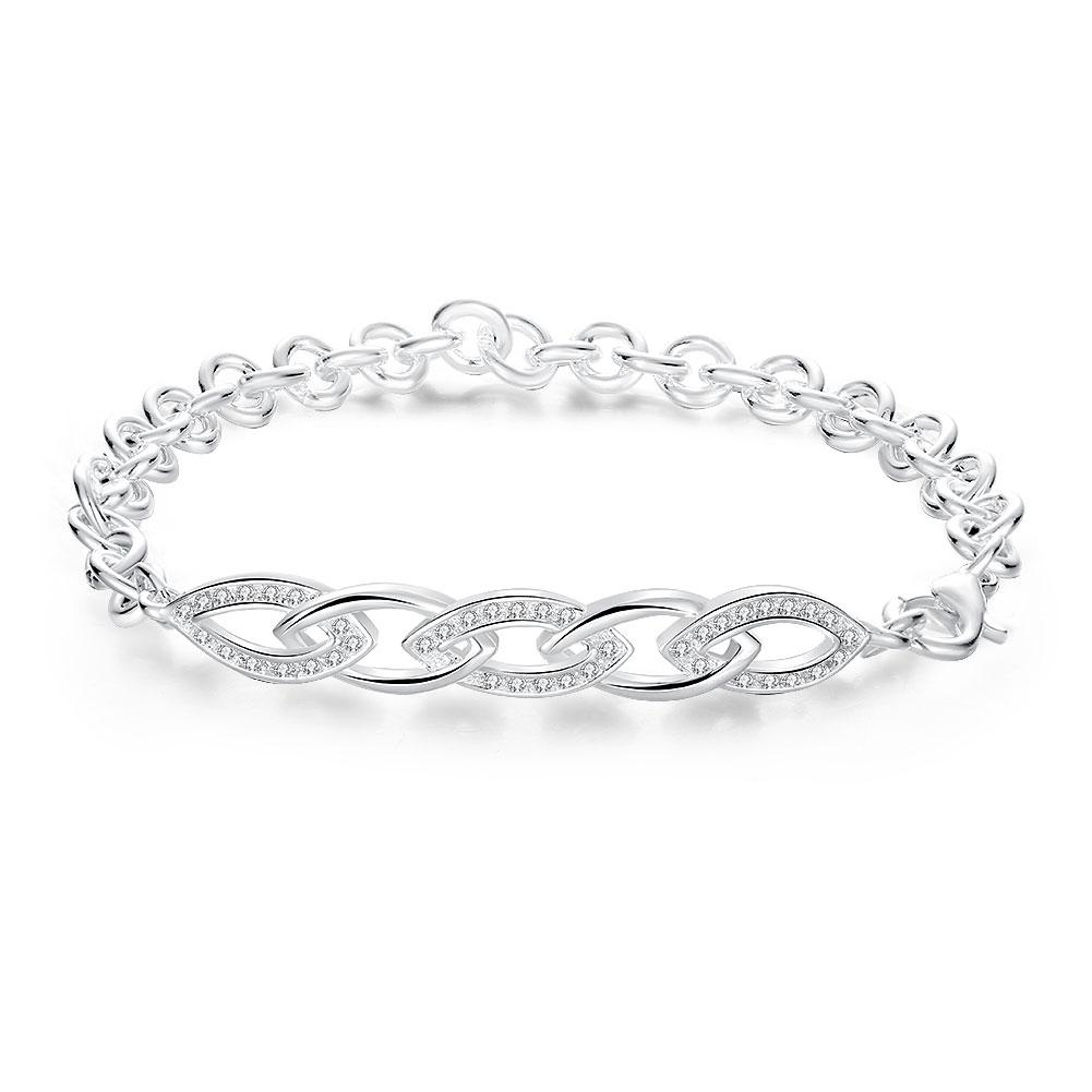 elegant diamond charm bracelets for women