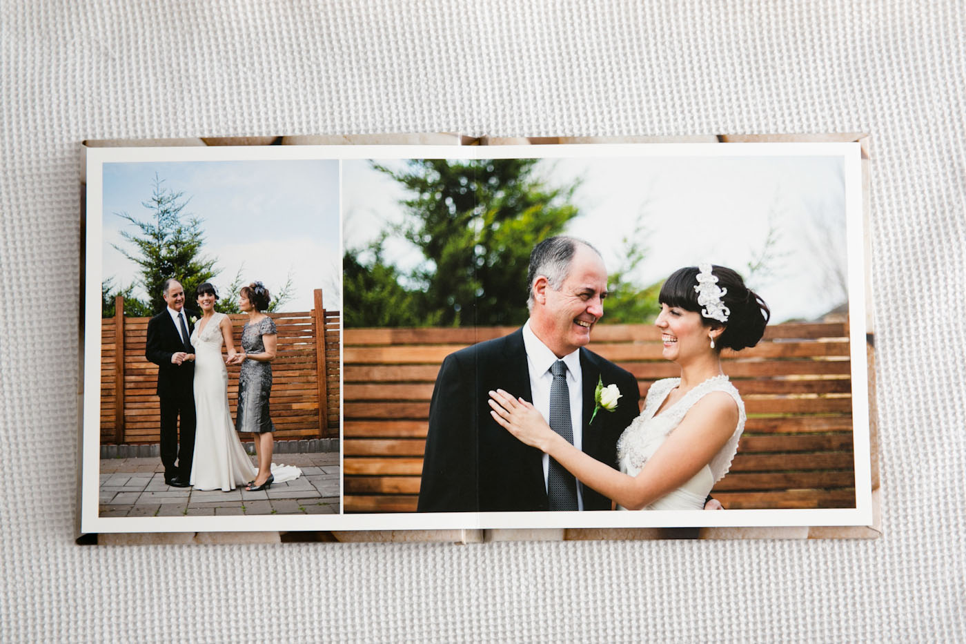 memorable photo album as Wedding Gift for Parents