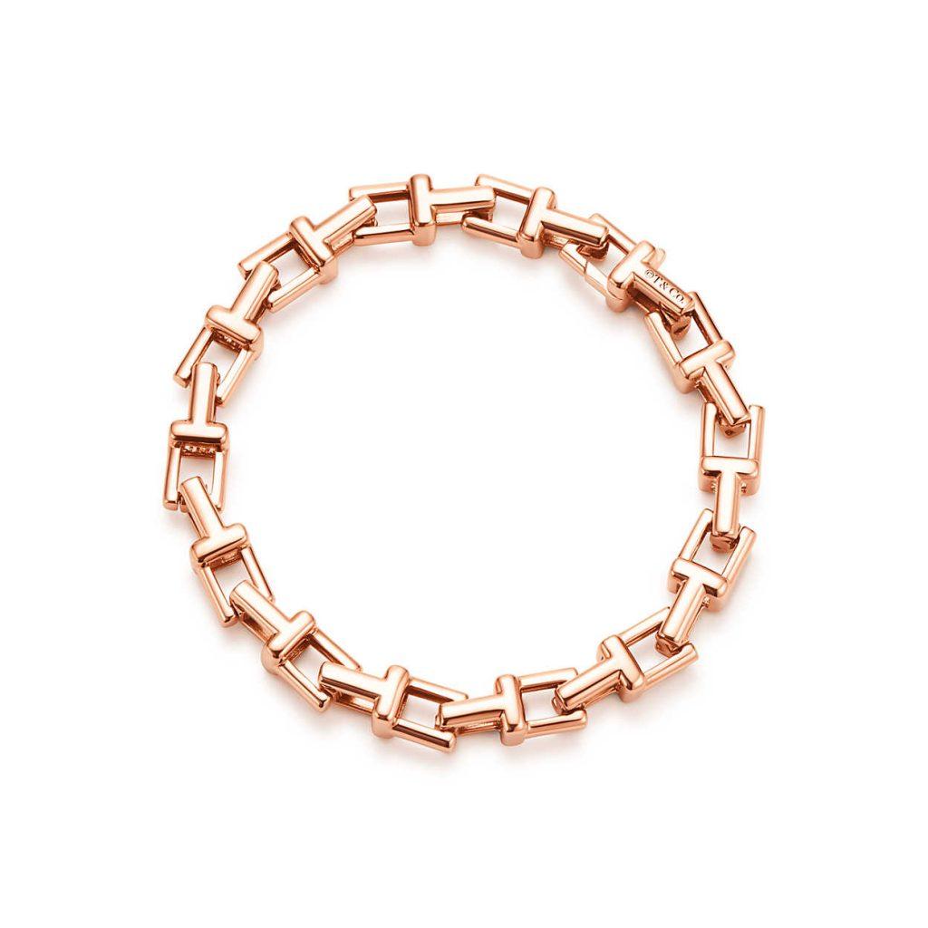 Best gold chain bracelet etsy for women