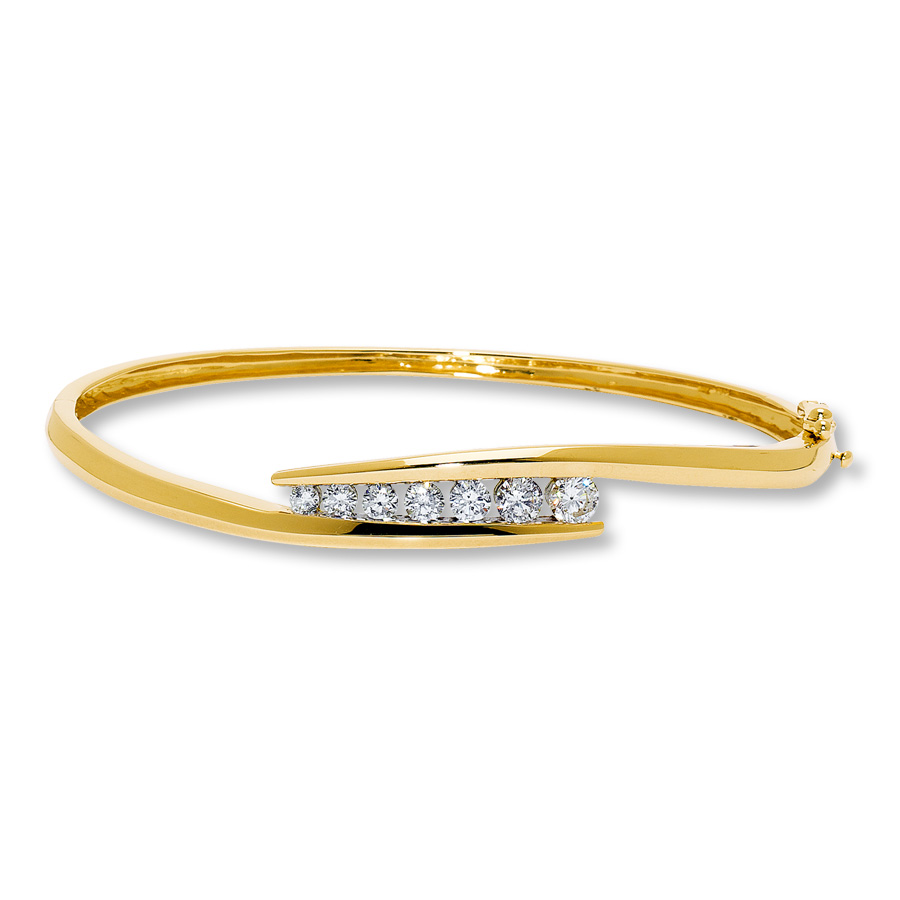 gold diamond bracelet for girls with diamond