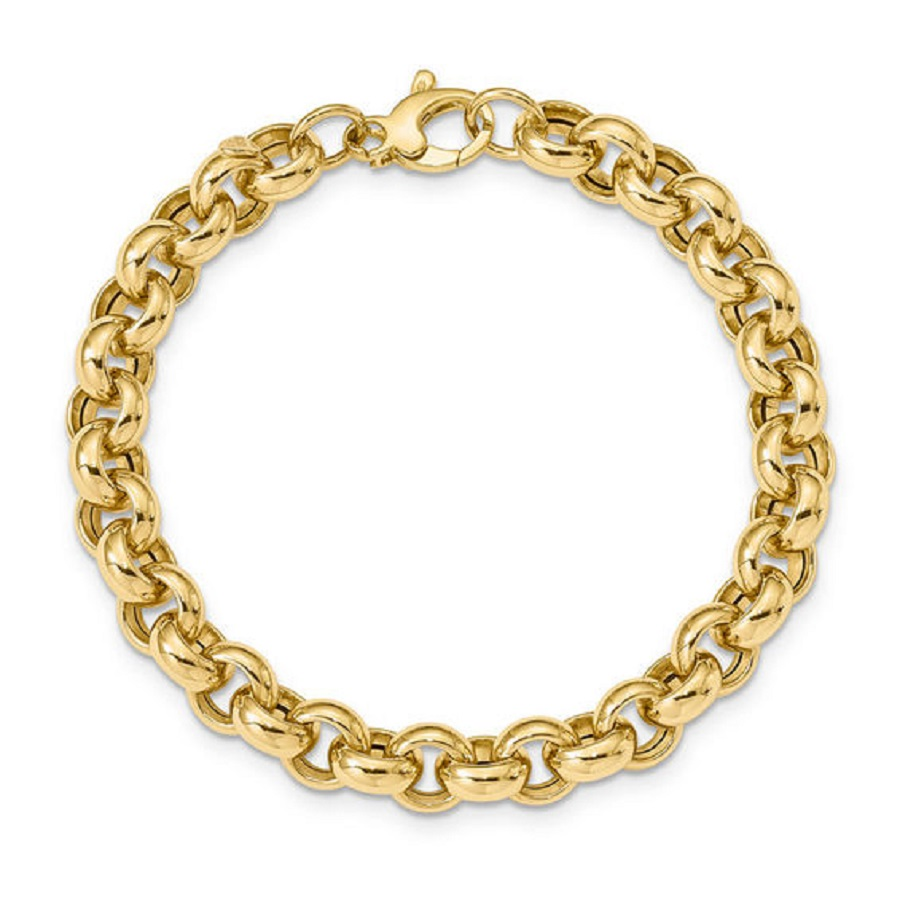simple gold chain bracelets for girls