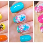6 Cute Nail Designs Ideas for Summer Wedding