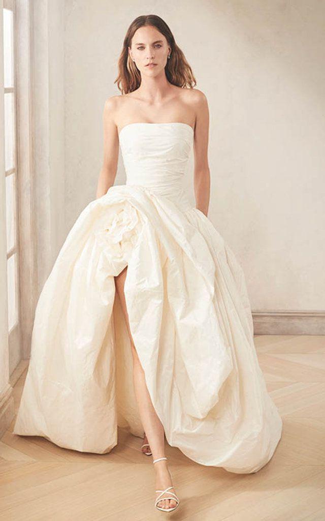 Beautiful Cheap Wedding Dresses from Moda Operandi