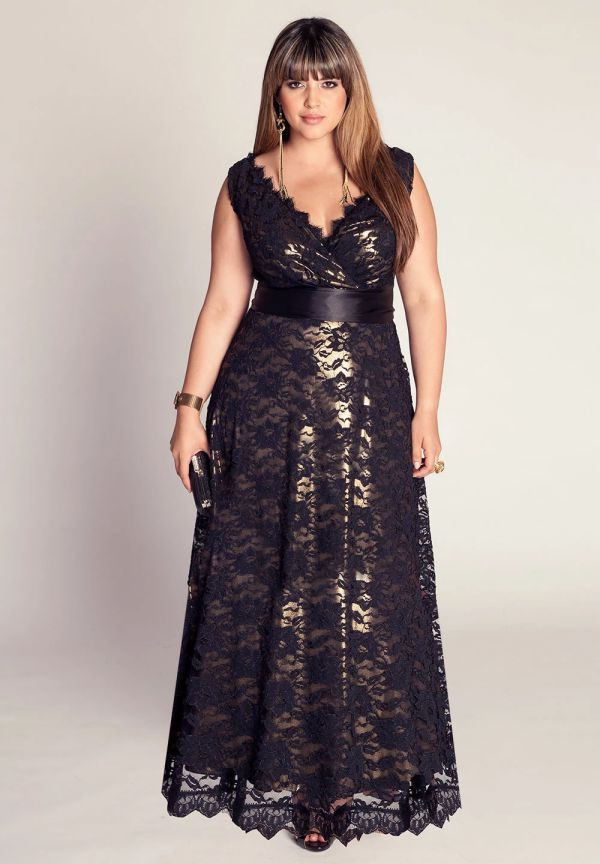 Beautiful Dress for Plus Size Womens