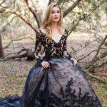 Unique Black Wedding Dresses are Now Trending!