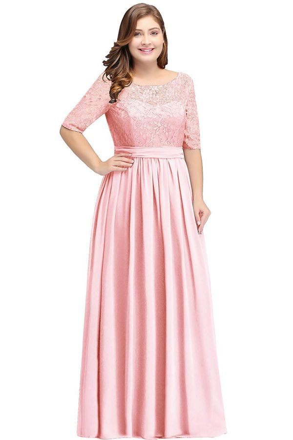 Beautiful plus size special occasion dresses