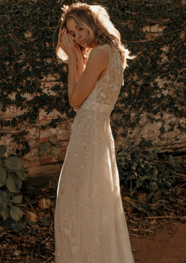 Bohemian Wedding Dress Beach Free People