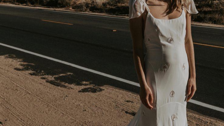 Bohemian Wedding Dress Romantic Grace Loves Lace